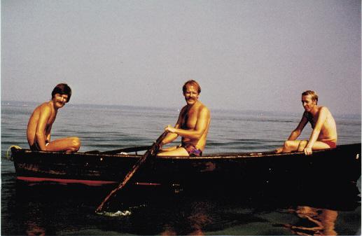 Kursfahrt 2 1982